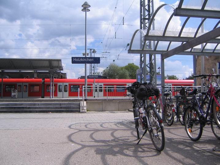 fahrrad sbahn münchen